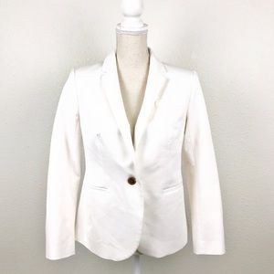 J. Crew Campbell Two Way Stretch Cotton Blazer